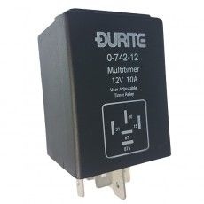 Adjustable Programmable Relay - 12V-0-742-12