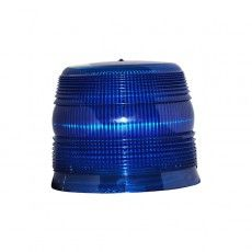 Blue Lens for Xenon and LED Beacons-4-445-91