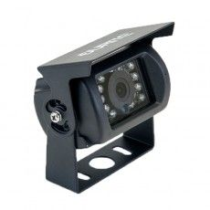 CCTV Reversing Camera Infra-red Colour With Audio-0-776-29