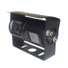 CCTV Twin Camera Infra-red Colour with Sound MIRROR Image-0-776-54