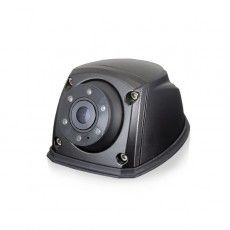 Infrared Side Mount Colour CCTV Camera with Audio-0-776-22
