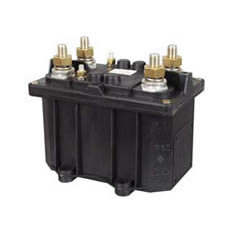 Remotely-Switched Double-Pole Battery Isolator - 250A 24V-0-605-44