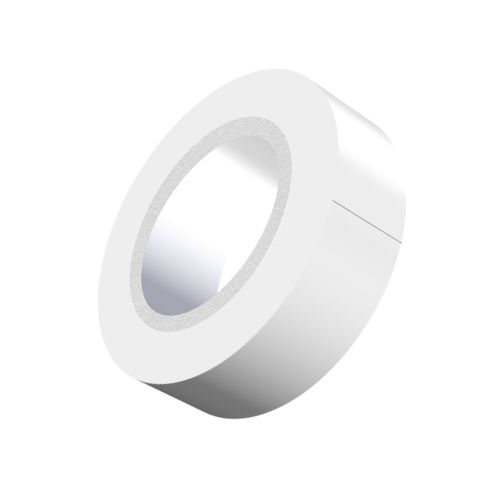 White PVC Adhesive Tape - 19mm x 5m-5-557-07
